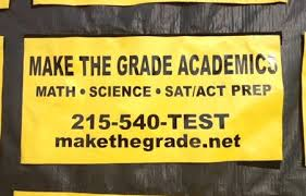 mAke the grAde sponsor